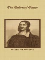 The Reformed Pastor