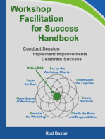 Workshop Facilitation for Success Handbook