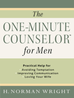 The One-Minute Counselor™ for Men