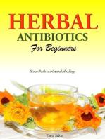 HERBAL ANTIBIOTICS FOR BEGINNERS