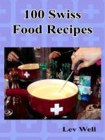 100 Swiss Food Recipes