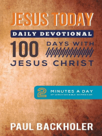 Jesus Today, Daily Devotional