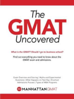GMAT Uncovered