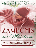 Zambonis and Mistletoe - A Hockey Holiday Romance