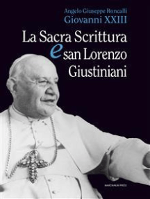 La sacra scrittura e san Lorenzo Giustiniani