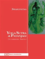 Yoga sutra di Patanjali