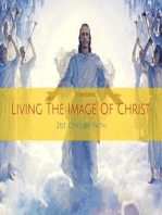 Living IN The Divine Nature Of Christ (Journey Of Grace, #3)