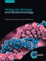 Molecular Biology and Biotechnology