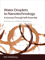 Water Droplets to Nanotechnology