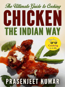 The Ultimate Guide to Cooking Chicken the Indian Way: How To Cook Everything In A Jiffy, #8