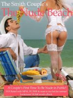 The Nude Beach, a Couple's First Time Nude in Public