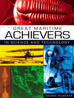 Great Maritime Achievers in Science and Technology