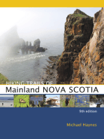 Hiking Trails of Mainland Nova Scotia
