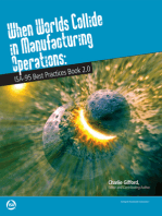 When Worlds Collide in Manufacturing Operation: ISA Best Practices Book 2.0