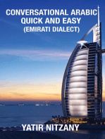 Conversational Arabic Quick and Easy