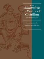 "The ""Alexandreis"" of Walter of Chatilon"