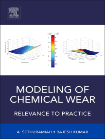 Modelling of chemical wear : relevance to practice