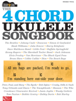 The 4-Chord Ukulele Songbook