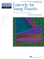 Concerto for Young Pianists: HLSPL Composer Showcase NFMC 2014-2016 Selection Intermediate Level