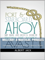 Military & Nautical Phrases