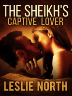 The Sheikh's Captive Lover