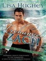 Archangel Zach (The Seven #3)