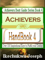 Achievers Handbook 4