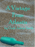 A Vintage From Atlantis