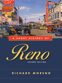 A Short History of Reno, Second Edition