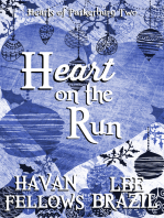 Heart on the Run (Hearts of Parkerburg 2)