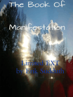 The Book Of Manifestation(Limited Extended Edition)