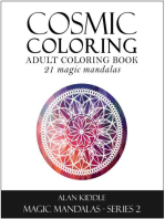 Cosmic Coloring (Magic Mandalas Series 2, #2)