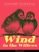 Wind in the Willows (Illustrated)