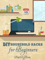 DIY Household Hacks for Beginners