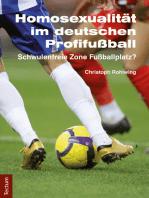 Homosexualität im deutschen Profifußball