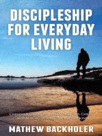 Discipleship For Everyday Living, Christian Growth