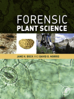 Forensic Plant Science