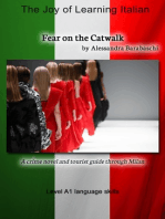 Fear on the Catwalk - Language Course Italian Level A1