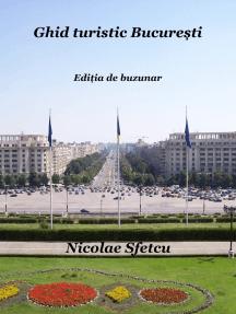 Ghid turistic București Ediția de buzunar