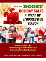 How to Make More Money with Seasonal Sales