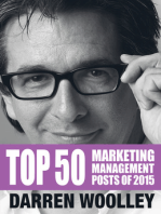 Top 50 Marketing Management Posts of 2015: The Marketing Management Book of the Year