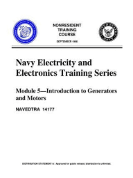 Navy Electricity and Electronics Training Series  Module 5 Introduction to Generators and Motors