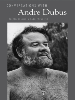 Conversations with Andre Dubus