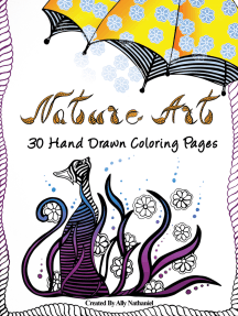 Nature Art: Adults Coloring Pages with Printable Sample
