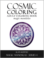 Cosmic Coloring (Magic Mandalas Series 4, #4)