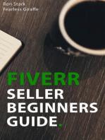 Fiverr Seller Beginners Guide