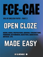 OPEN CLOZE MADE EASY (MADE EASY SERIES)