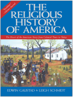 The Religious History of America