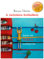 Hatvany Viktória: A varázslatos festőműhely