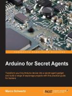 Arduino for Secret Agents